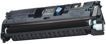 Hp 121a / c9700a (bk) toner compatibil 0