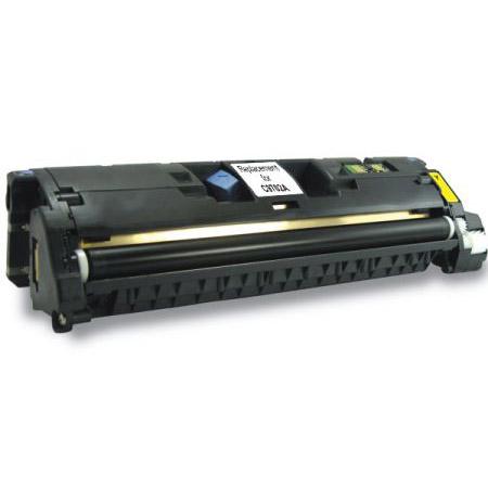 Hp 121a / c9702a ( y ) toner compatibil 0