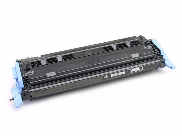 Hp 124a / q6000a ( bk ) toner compatibil 0