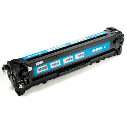 Hp 125a / cb541a ( c ) toner compatibil 0