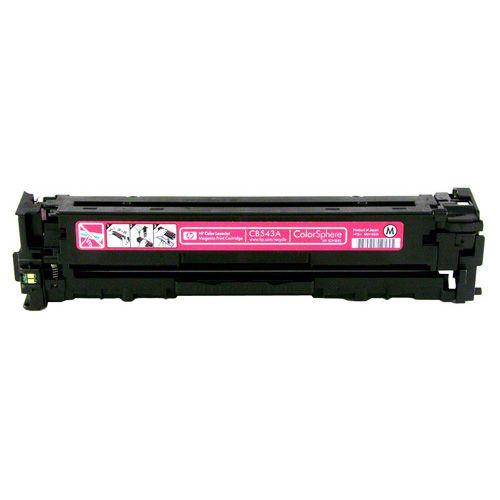 Hp 125a / cb543a ( m ) toner compatibil 0