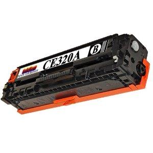 Hp 128a / ce320a ( bk ) toner compatibil 0