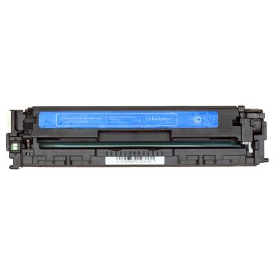 Hp 128a / ce321a ( c ) toner compatibil 0