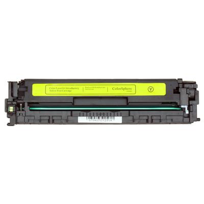Hp 128a / ce322a ( y ) toner compatibil 0