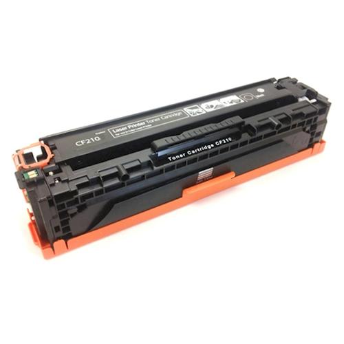 Hp 131x / cf210x (bk) toner compatibil 0
