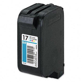 Hp 17 / c6625a ( col. ) cartuş compatibil 0