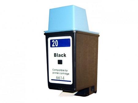 Hp 20 / c6614d ( bk ) cartuş compatibil 0