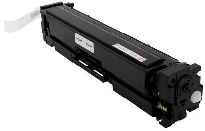 Hp 203x / cf540x (bk) toner compatibil 0