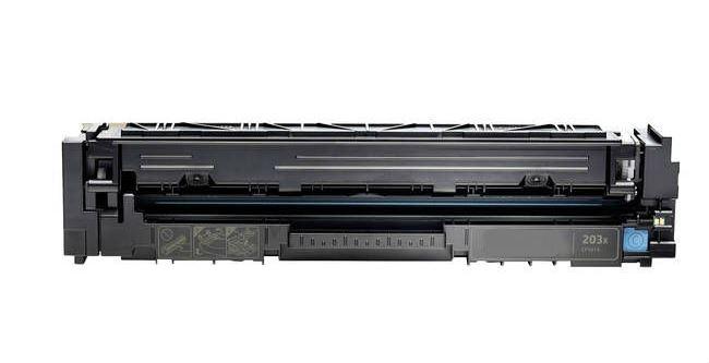 Hp 203x / cf541x (c) toner compatibil 0