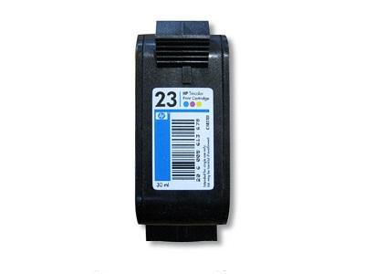 Hp 23d / c1823d ( col. ) cartuş cerneală compatibil 0