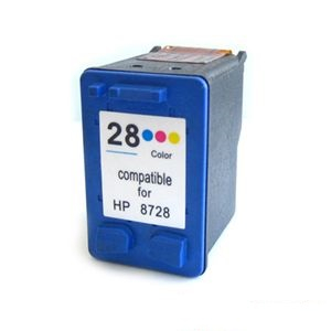 Hp 28 / c8728 ( col. ) cartuş compatibil 0