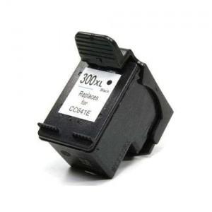 Hp 300xl / cc641 ( bk ) cartuş compatibil 0