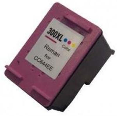 Hp 300xl / cc644 ( col. ) cartuş compatibil [0]