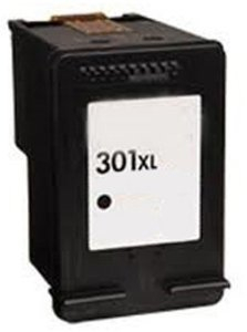 Hp 301xl / ch563e (bk) cartus imprimanta compatibil 0