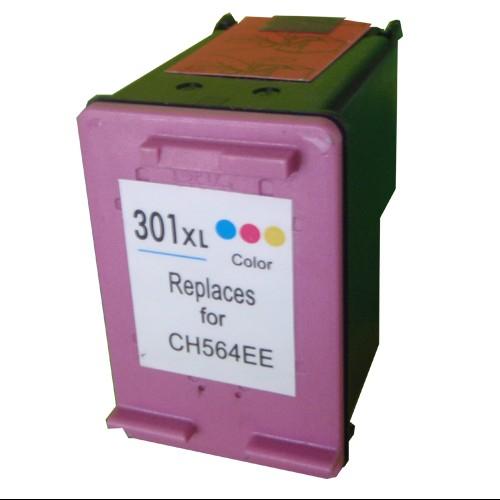 Hp 301xl / ch564e (col) cartus imprimanta compatibil 0