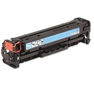 Hp 304a / cc531a ( c ) toner compatibil 0