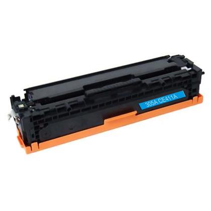 Hp 305a / ce411a (c) toner compatibil [0]