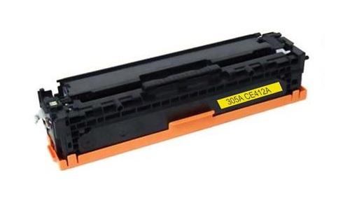 Hp 305a / ce412a (y) toner compatibil 0