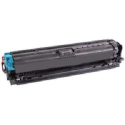 Hp 307a / ce741a ( c ) toner compatibil 0