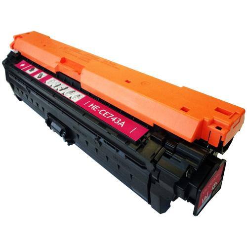 Hp 307a / ce743a ( m ) toner compatibil 0