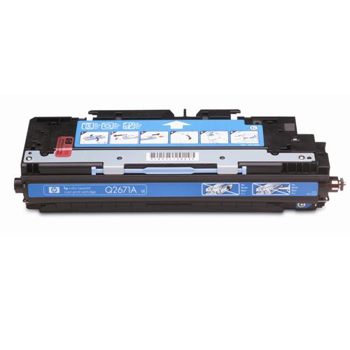 Hp 309a / q2671a ( c ) toner compatibil 0