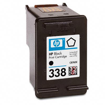 Hp 338 / c8765e ( bk ) cartuş compatibil 0