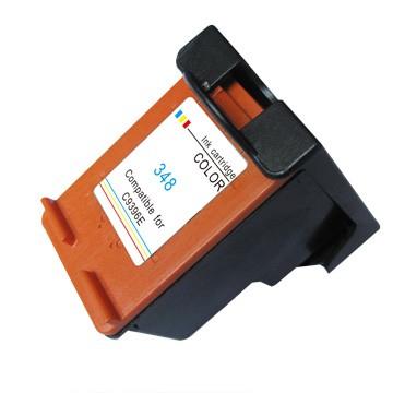 Hp 348 / c9369e (col) cartuş compatibil 0