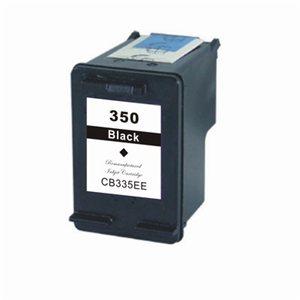 Hp 350xl / cb336e ( bk ) cartuş compatibil 0