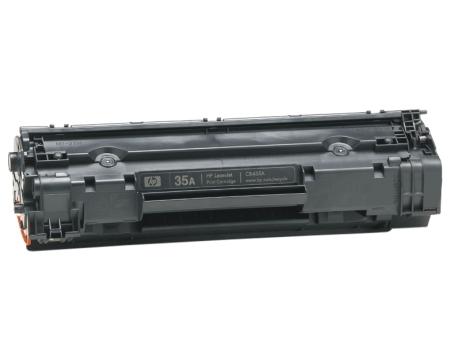 Hp 35a / cb435a toner compatibil 0