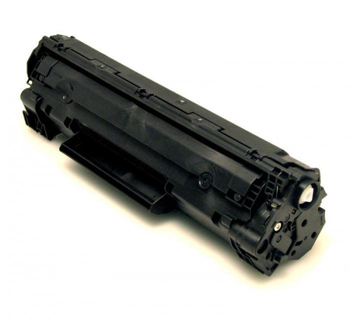 Hp 36a / cb436a toner compatibil 0