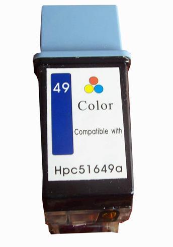 Hp 49 / 51649a (col) cartuş cerneală compatibil 0