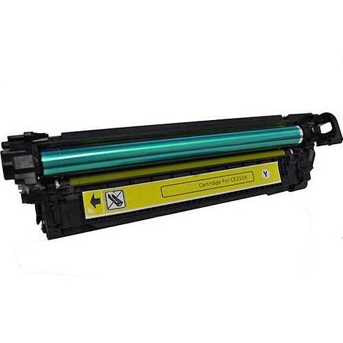 Hp 504a / ce252a ( y ) toner compatibil 0