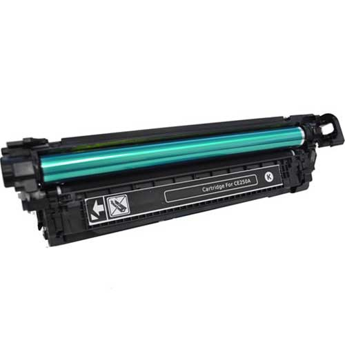 Hp 504x / ce250x ( bk ) toner compatibil 0