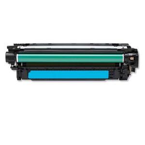 Hp 507a / ce401a ( c ) toner compatibil 0