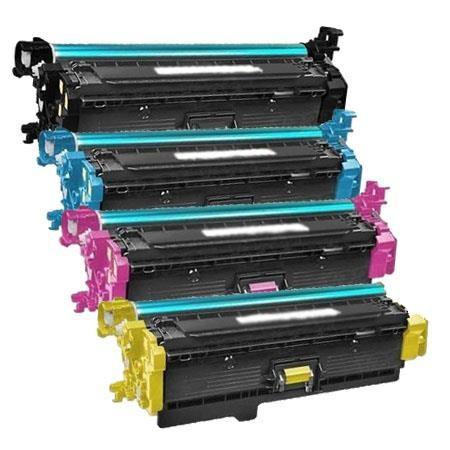 HP 508x / cf360x (bk) toner compatibil 0