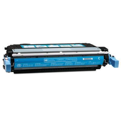 Hp 642a / cb401a ( c ) toner compatibil 0