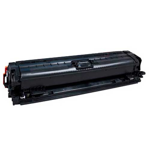 Hp 650a / ce270a (bk) toner compatibil 0
