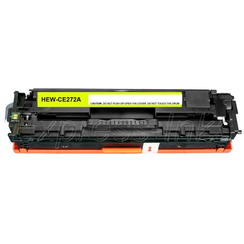 Hp 650a / ce272a (y) toner compatibil 0