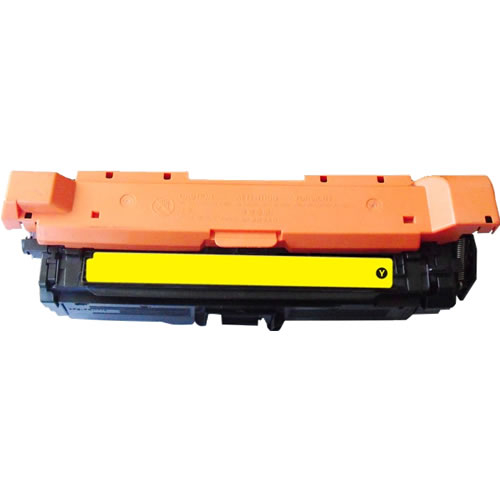 Hp 654a / cf332a (y) toner compatibil 0