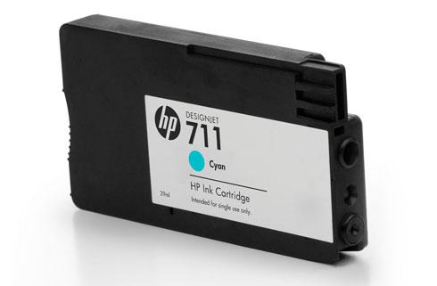 Hp 711xl / cz130a (c) toner compatibil 0
