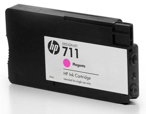 Hp 711xl / cz131a (m) toner compatibil 0