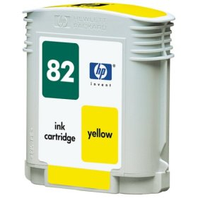 Hp 82 / c4913a ( y ) cartuş compatibil 0