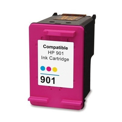 Hp 901 / cc656a xl ( col ) cartuş compatibil 0