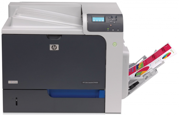 Hp color laserjet enterprise cp4025n cc489a 0
