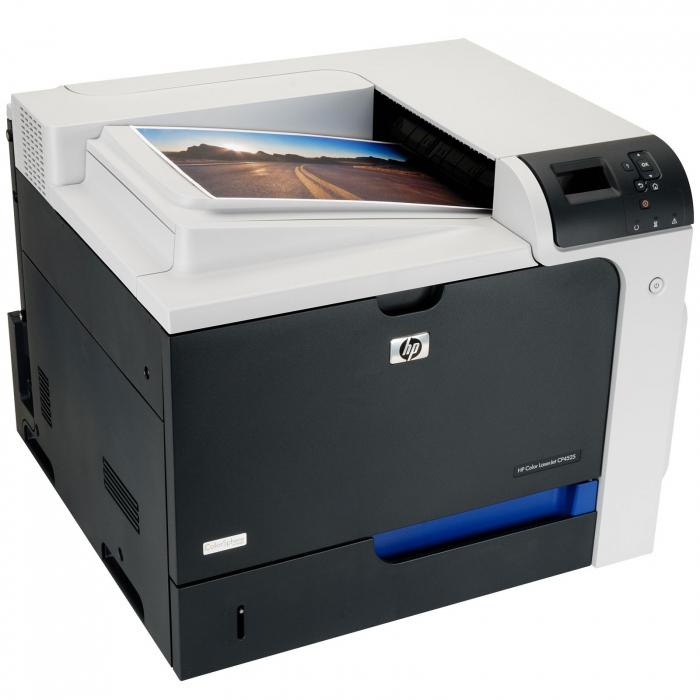 Hp color laserjet enterprise cp4525dn cc494a 0