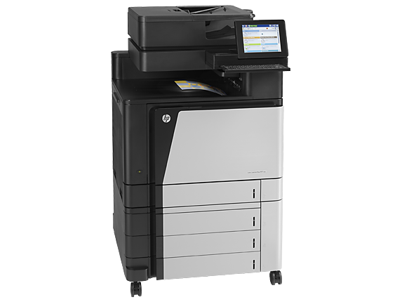 Hp color laserjet enterprise flow m880z a2w75a 0