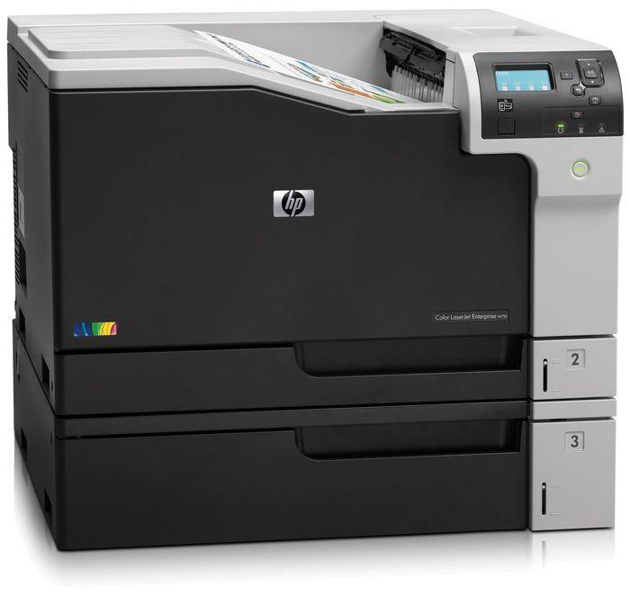 Hp color laserjet enterprise m750n d3l08a 0
