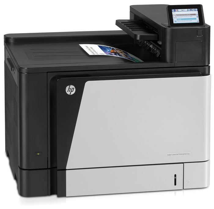 Hp color laserjet enterprise m855dn printer a2w77a 0