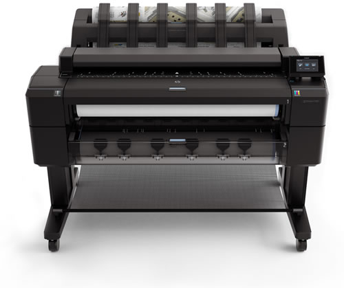 Hp designjet t2500 ps e-mfp cr359a 0