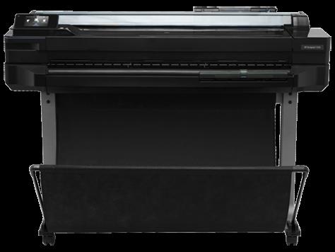 Hp designjet t520 eprinter cq893a 0